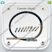 Concrete Vibrator new