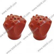 Furnace button bits